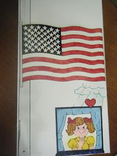 Flag Meter...i heart primary music: Oh Say Can You... Sing?