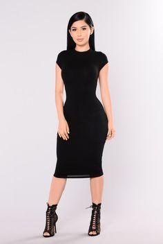 Jojo Dress - Black