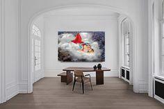 - 2017 - oil on canvas Home Decor, Decor, Fireplace