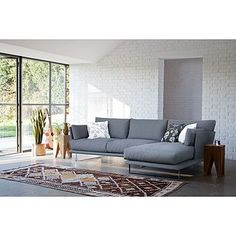Eleanor Chaise Corner Sofa by Love Your Home, the perfect gift for Explore more unique gifts in our curated marketplace. Grey Corner Sofa Bed, Corner Sofa Right Hand, Sofa Design, Interior Design, Sofas, Love Your Home, Comfortable Sofa, Contemporary Sofa, Living Room Sofa