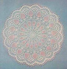 Pineapple Centerpiece Free Pattern – Maggie's Crochet