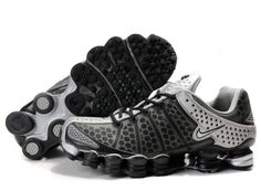 Buy Men's Nike Shox TL Shoes Black/Silver Online from Reliable Men's Nike Shox TL Shoes Black/Silver Online suppliers.Find Quality Men's Nike Shox TL Shoes Black/Silver Online and more on Pumarihanna. Mens Nike Shox, Nike Shox Shoes, New Jordans Shoes, Sneakers Nike, Adidas Shoes, Discount Sneakers, Roshe Shoes, Nike Trainers, Zapatos Air Jordan