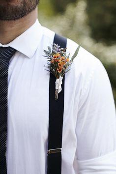 Vintage backyard autumn wedding | Fall wedding | 100 Layer Cake