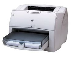 HP LaserJet 1300 Printer by HP. $69.99. Amazon.com                The LaserJet 1300 from HP is a monochrome laser printer that offers high-quality output, fast print time, and expandability options. With a resolution as high as 1,200 dpi, prints are crisp and accurate, while speeds of up to 20 ppm (8 seconds for the first page out) mean you won't have to wait long for print jobs to finish.  A 250-page standard input tray can be supplemented with an optional tray f...