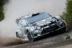 Ahead of Rally Finland, Jari-Matti Latvala tests VW's 2017 Polo R as prep for next year begins in earnest.