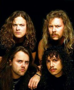 Late 80's early 90's Metallica