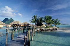 Overwater retreat to Moorea and Bora Borafrom$3,854*USD per person