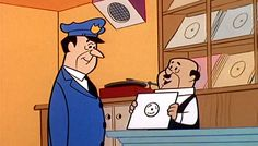 """""""I recommend this record!"""" (records in cartoons)"""