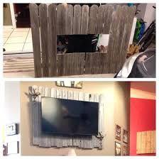 Image result for adjustable wood frame frame for tv