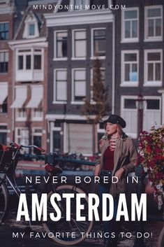 When asked why I love Amsterdam so much, the best way I can sum it up is: the vibes. I had such an incredibly fun time in this wondrous place and I completely fell in love with how free, happy and accepting this place truly is!  #amsterdam #netherlands #netherlandstravel #europetravel #travelblogger #traveltips #travel #traveldestination #travelinspo #travelideas