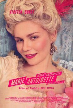 Sophia Coppola's Marie Antoinette.  Excelente  filme pra quem curte moda e , cenografia e figurino....