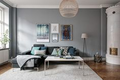 gravityhome:  Grey apartment  Follow Gravity Home: Blog -...
