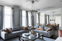 Luxurious apartment decoration ideas