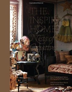 The Inspired Home: Nests of Creatives - http://paperbackdomain.com/the-inspired-home-nests-of-creatives/