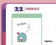 In The Mood For Love Sticker Planner Handmade Scrapbooking