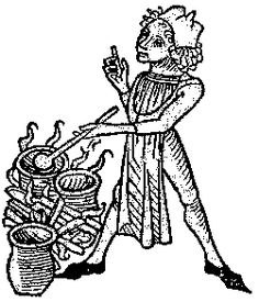 A great way to understand history is through food.  Check out this big collection of recipes from the Middle Ages.