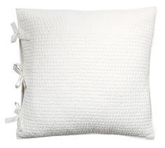 **(Guest Bedroom Downstairs)- Eurosham Pick-Stitch Quilt & Sham | Pottery Barn