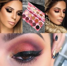 Skin Care Tips For Beautiful Skin - Lifestyle Monster Kiss Makeup, Beauty Makeup, Eye Makeup, Hair Makeup, Eyeshadow Looks, Eyeshadow Palette, Laura Lee Makeup, Makeup For Blondes, Glamorous Makeup