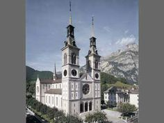 Stadtkirche Glarus San Francisco Ferry, Building, Travel, Viajes, Buildings, Trips, Traveling, Tourism, Architectural Engineering