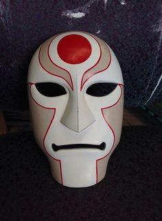 Image result for kabuki mask of death