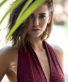 Nina Dobrev - my God she's pretty