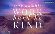 #stayhumble #workhard # Instagram @martinhosner #followme