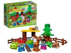 LEGO duplo 10582 Forest animals LEGO