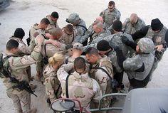 EE.UU: Prohíben a capellanes militares predicar a Jesucristo