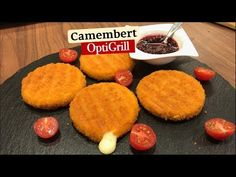 Camembert im Tefal OptiGrill Smart Comfort Food, Grilling, Snacks, Make It Yourself, Breakfast, Desserts, Bbq, Youtube, Life