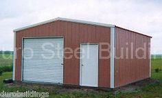 Durobeam steel 30x40x13 metal garage building storage workshop durobeam steel 28x36x16 metal prefab garage kit storage building workshop direct solutioingenieria Images