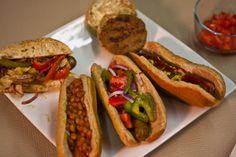 Vegan Hot Dogs and Vegan Sausages!  *Tofurky Sausage & Brats  *Lightlife Hotdog  *Yves