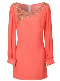 Jurk Manhattan Coral | Dresses Only