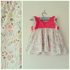 @cottontail.nz - How lovely is this ruffle top in this fabric!! I have more available in a range of sizes up to 5y.  Please message me if your interested.