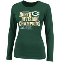 Green Bay Packers Ladies 2012 NFC North Division Champions Long Sleeve T-Shirt!