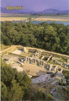 UNESCO World Heritage Site - Butrint, Albania