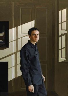 Paul Brason, 'Eighteen' inches oil on board, 2004 Florence Academy Of Art, Painting Courses, Tate Gallery, Royal Society, Lisa S, National Portrait Gallery, Guy Drawing, Portrait Inspiration, Ballet Dancers