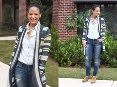 Such a cute cardigan, good with jeans, good with skirts :PMore looks by Johnnalynn Lynch: http://lb.nu/stushigalstyle  #casual #classic #jjillstyle #cardigans #fashion #fashiontips #fashionblogger #styleblogger #personalstyle