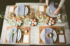 TOP 10: Páscoa - Dez decorações de Páscoa para você se inspirar!