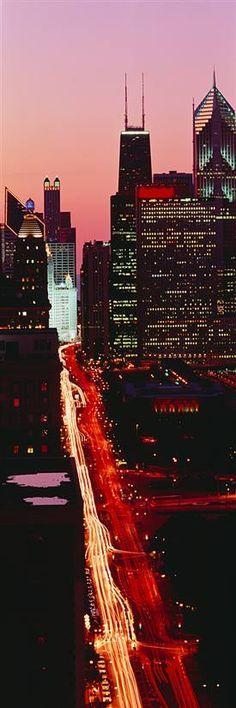 ღღ Michigan Avenue, Chicago