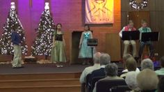 2014 Christmas Program UnFrozen