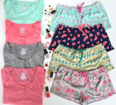 Girls' Night In just got a little cuter with our Joe Boxer matching PJ sets!