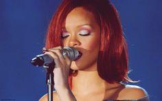 Rihanna eye makeup