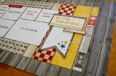scrapbook generation: Monthly kit clubs
