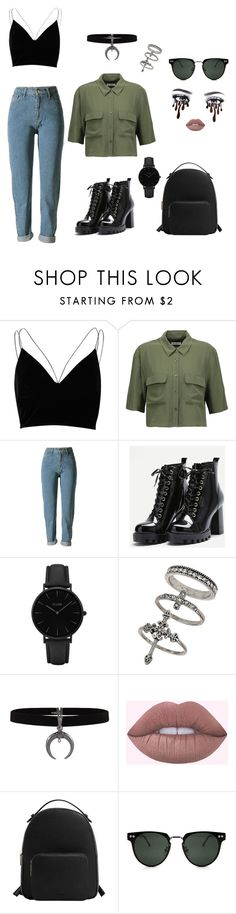 """army"" by brindusoiu-georgiana on Polyvore featuring River Island, Equipment, CLUSE, Miss Selfridge, MANGO and Spitfire"