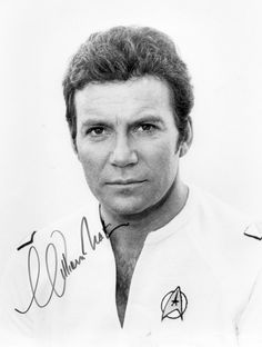 I have this autographed picture too! It is from the the William Shatner Fan Club circa 1979!