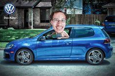 Das Auto by Angel Galindez, via Behance