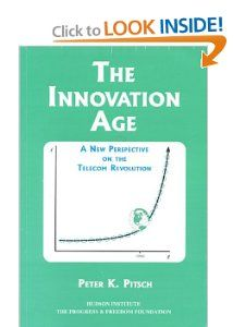 The Innovation Age: A New Perspective on the Telecom Innovation Agency Innovation Books, Peter K, New Perspective, Need To Know, Revolution, Age, Club, News