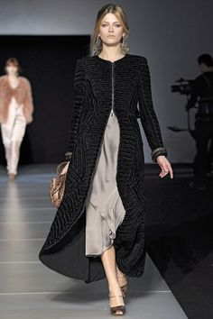 Love this Armani coat.  Would look so cool with a lot of things!