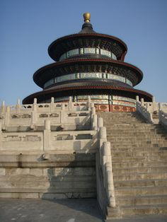 Temple of heaven in Beijing, China #travel