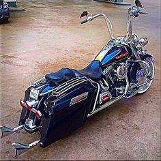 Custom Harley Road King